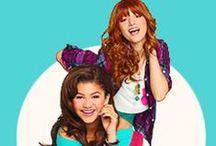 BELLA & ZENDAYA!!! (shake it up) / My all time favourite show