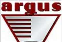 Argus / Argus Inc. was a camera maker based in Ann Arbor, Michigan, USA. Before 1939 it was International Research Corporation, a department of International Radio Corporation. (Camerapedia)