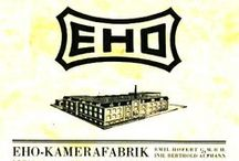 "Eho - Altissa / Eho-Altissa was a German camera maker based in Dresden. The company started in 1892 as Richard Knoll's ""Photo Spezialhaus"" in Leipzig. Since 1904 it started repairing and manufacturing photographic supply. In 1910 it moved to Dresden. In 1927 it was taken over in by Emil Hofert and later continued by Berthold Altmann. In the early 1930s the company was successfully making box cameras. (Camerapedia)"