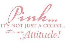 Pink Passion / Pq el Rosa cambia vidas :)! El color por excelencia de la mujer!