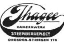 Ihagee / Exakta / Ihagee Dresden, Germany.
