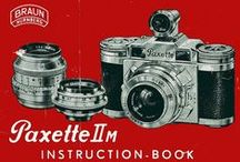 Braun / Braun (Carl Braun Camerawerk) of Nuremberg, Germany, was originally founded in 1906 as an optical and industrial production house. In 1948, the company began producing box film cameras, in rollfilm and 35mm format.  (Camerapedia)
