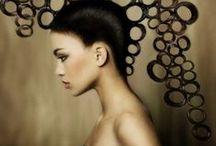 Hair Inspiration / La #peluquería inspira al diseño. / by PAHI Barcelona
