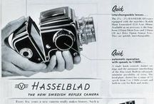 Hasselblad / Hasselblad is a camera manufacturer based in Göteborg, Sweden - and was the company that first developed the professional medium format modular SLR. The original Hasselblad company was a marketing operation, formed in 1841 by Fritz Victor Hasselblad. Photo products were introduced in 1887, and the photo division became a separate company, Hasselblads Fotografiska Aktiebolag in 1908. Hasselblads were the Kodak distributors for Sweden. (Camerapedia)