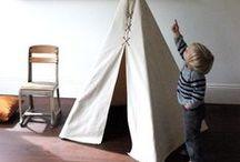 Kids Teepee & Play Tent Inspiration