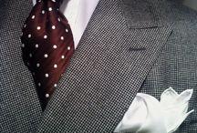 """A Gentlemen's Art / """"Fashions fade, style is eternal."""" —Yves Saint Laurent   / by Luke Manton"""