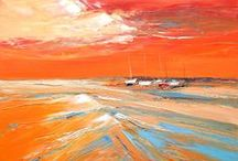 Abstract Landscapes, seascapes and rooms. / Abstract Landscapes, seascapes and rooms. / by Paul Sanderson
