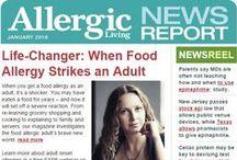 Allergic Living News Report