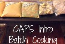 GAPS Resources / Looking to get started on the GAPS diet? These resources will be a huge help!