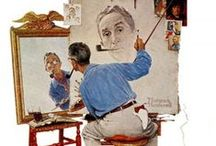 Sandy Kress - Norman Rockwell