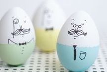 Easter Holiday Inspiration / Easter DIY, Craft and Interior Decorating Inspiration & Ideas for your Home. Have a fun  Easter Holiday with your Family & Kids!