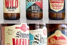 Sandy Kress - Beer Labels