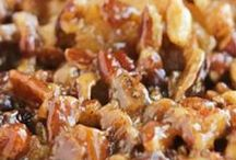 Pralines & Pecans Recipes / Pralines And Pecans Recipes > All Kinds Of Recipes: Sweet Or Savory, Connected With Pralines Or Pecans! / by Singing Pines