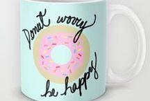 Mugs, mugs, mugs / by Lisa Craig