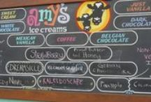 Sandy Kress - Ice Cream / by Sandy Kress