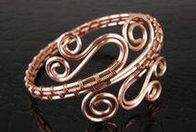 prsteny / kovové prsteny