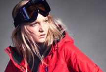 Snowsports Fashion #ThisGirlCan / Inspirational looks and ideas to help you look and feel good on the slopes