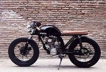 Bikes / We also love motorcycles. 2 wheel beasts. Eye candy. All that.
