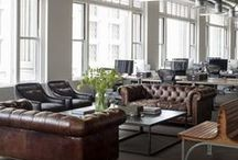 Office Spaces / Inspiration for the spaces where we work.
