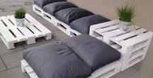 Pallet Sofas / If you would like TO JOIN:  1) Follow my account . 2) Send me a message.  No Price Tags, No Spammers, No Selling, No Soliciting, No Recipes.