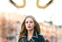 ANTOANETTA Jewelry in Style / Fashion ideas to be used together with our pieces.