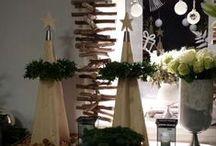 Weihnachtsbaum aus Holz / Der stilsichere Advents- und Weihnachtsbaum aus Tirol.  The Advent and Christmas Tree made with sustainable wood... Nachhaltig, langlebig, präzise, stilsicher, sozial Sustainable, long lasting, craftmen with precision, style