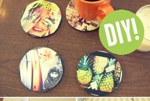 :: DIY :: / Do it yourself! fun projects and craft ideas