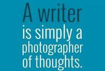 Pen...Paper...the Written Word. / by ellen peterson