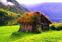 Treasures of Norway / Enter a world of craggy fjords, warm hearths, and rich Norwegian heritage.