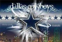 MY NFL TEAM DALLAS COWBOYS !!! / by Nanette Davila