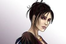 Dragon Age ● Morrigan