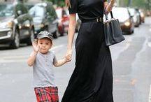Celeb Mummas Style / celebrity mums, celebrity fashion, celebrity mumma style, mummy style, mum style, fashion for mums, mummy and me