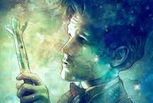 Doctor Who? / All the tears I have over this show... It's bound to fill a river, maybe a pond, I'm sure a rose.