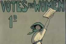 Vote / Votes for women / by Anna
