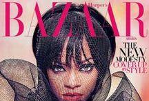 Magazine Covers / Fashion and Beauty