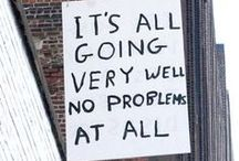 S i g n U p / Designy, funny and inspiring signs.