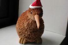 NZ Christmas / Ideas for a kiwi Christmas.