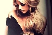 Inspirational - Party Hairstyles / Inspirational - Party Hairstyles