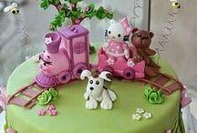 Cakes for children, dorty pro děti / nápady pro holky i kluky
