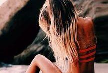 Inspirational - Beach Hair / Inspirational - Beach Hair