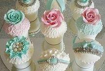 Cupcakes, Cake-pops / krásně zdobené k různým příležitostem
