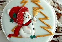 Christmas/Winter cookies / Vánoční cukroví