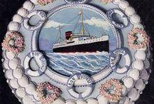 Nautical- Lighthous- Sea Cakes, Cupcakes and Cookies / námořnické téma, maják, moře