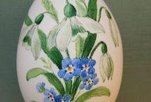 Easter eggs - Velikonoční vajíčka