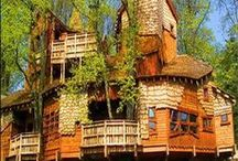 Luxury Treehouses / luxury treehouses