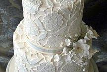 Lace Cakes - Dorty s krajkou