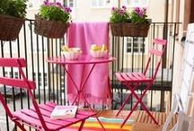 Inspirational - Balcony Decoration / Inspirational - Balcony Decoration