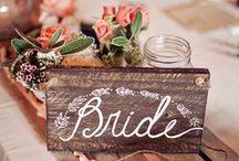 ♥ Vintage és rusztikus esküvő ♥ Vintage & Rustic Wedding ♥