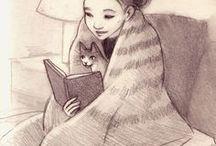 ksiązki/books / przeczytane i do przeczytania :)