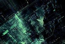 Sci-Fi / Concept Art / cyberpunk